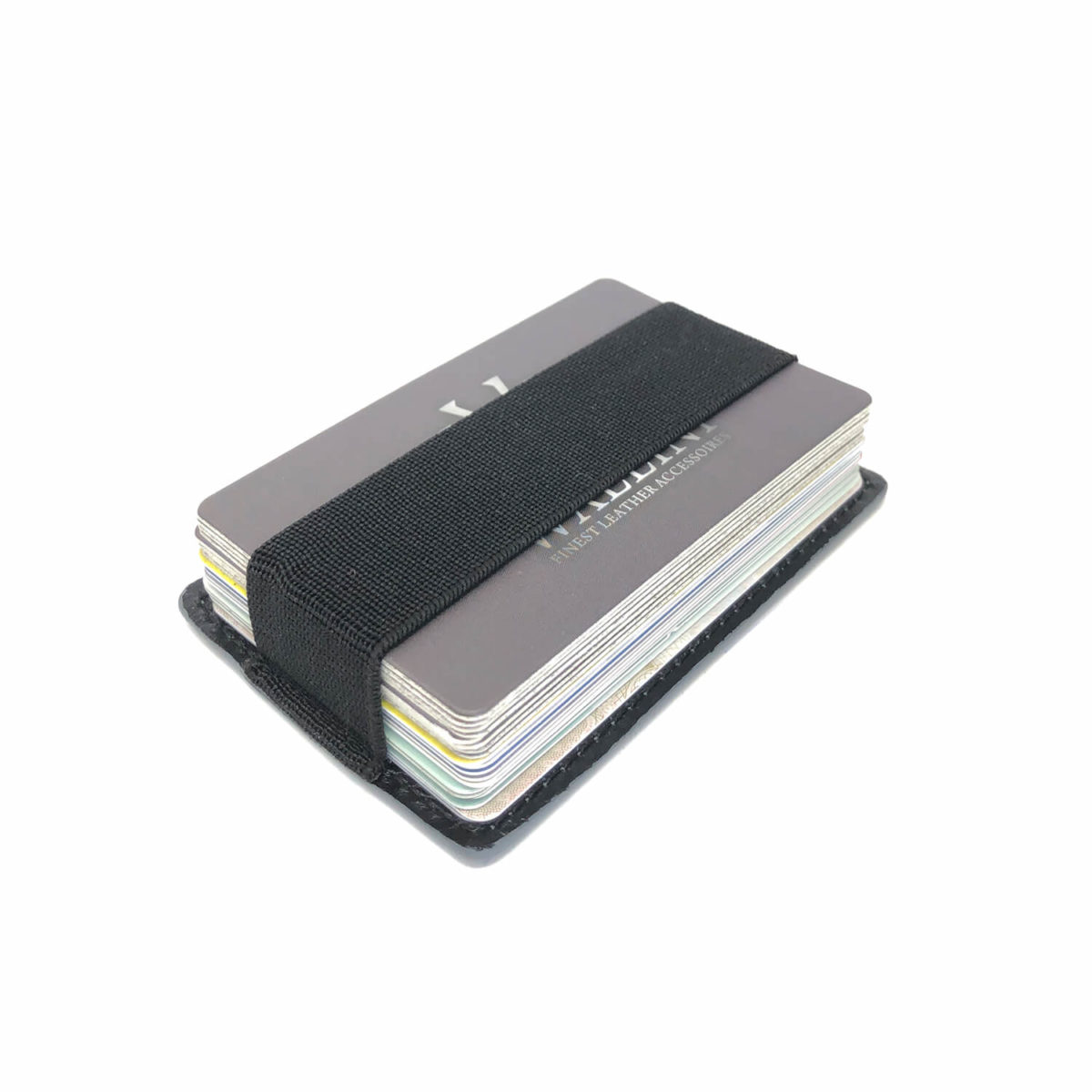 WALLINI Cardholder schwarz / grau