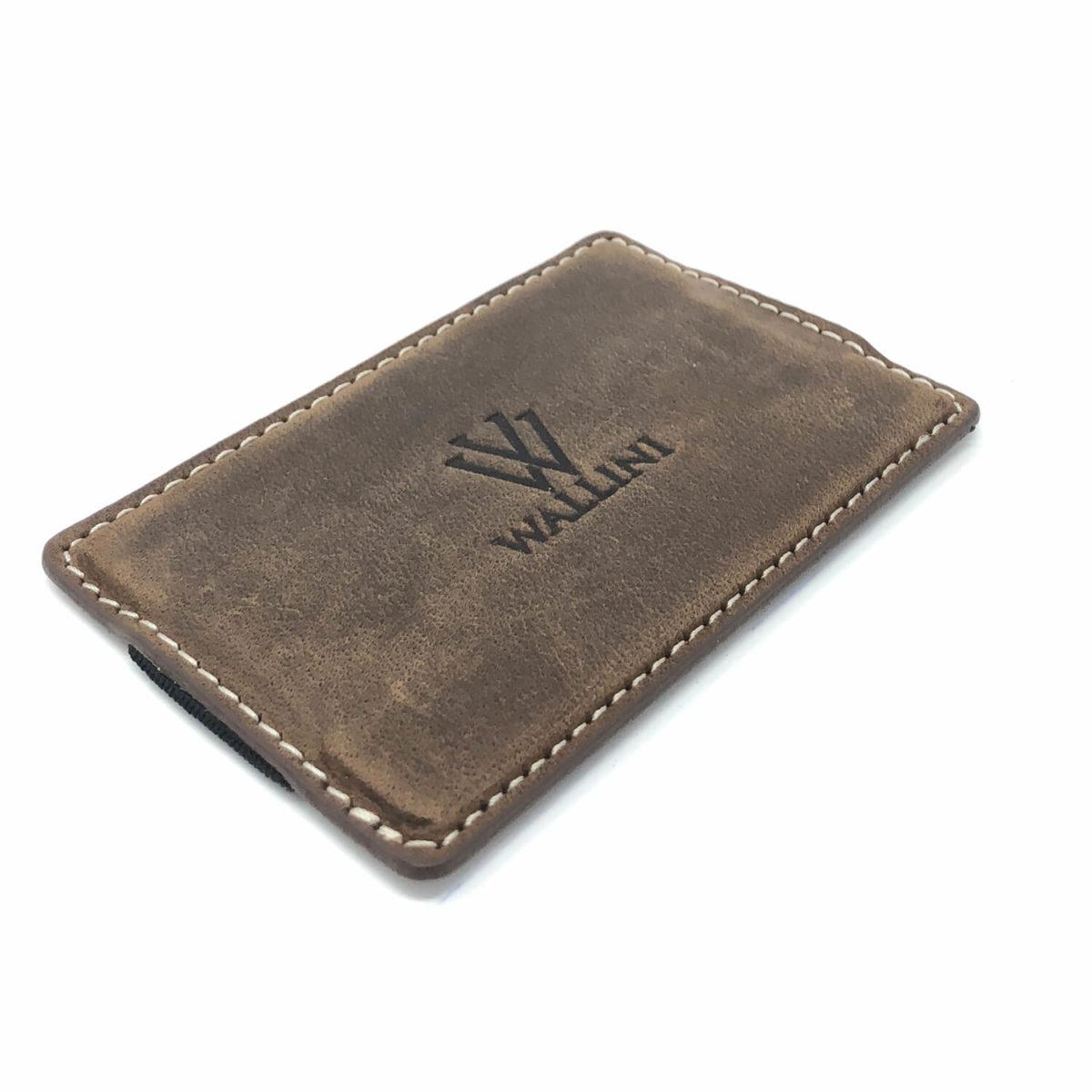 WALLINI Cardholder Umbra Ecru