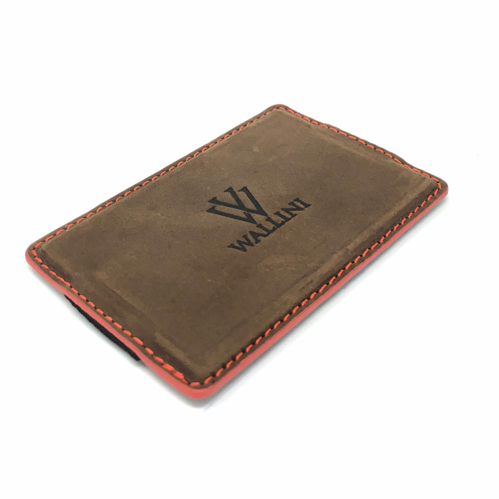 WALLINI Cardholder Umbra orange