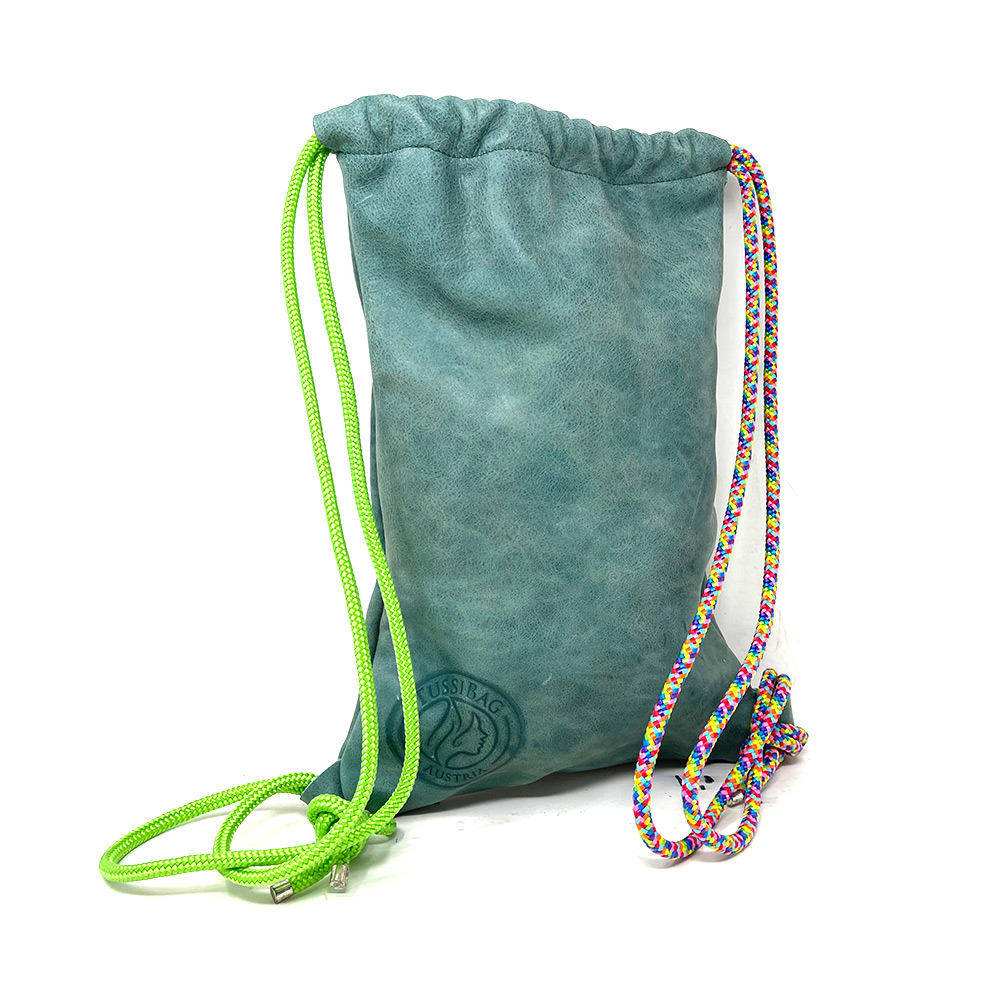 rucksack-tunbeutel-leder-mint